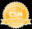 CSM Badge
