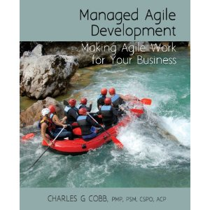 Managed Agile Development book cover