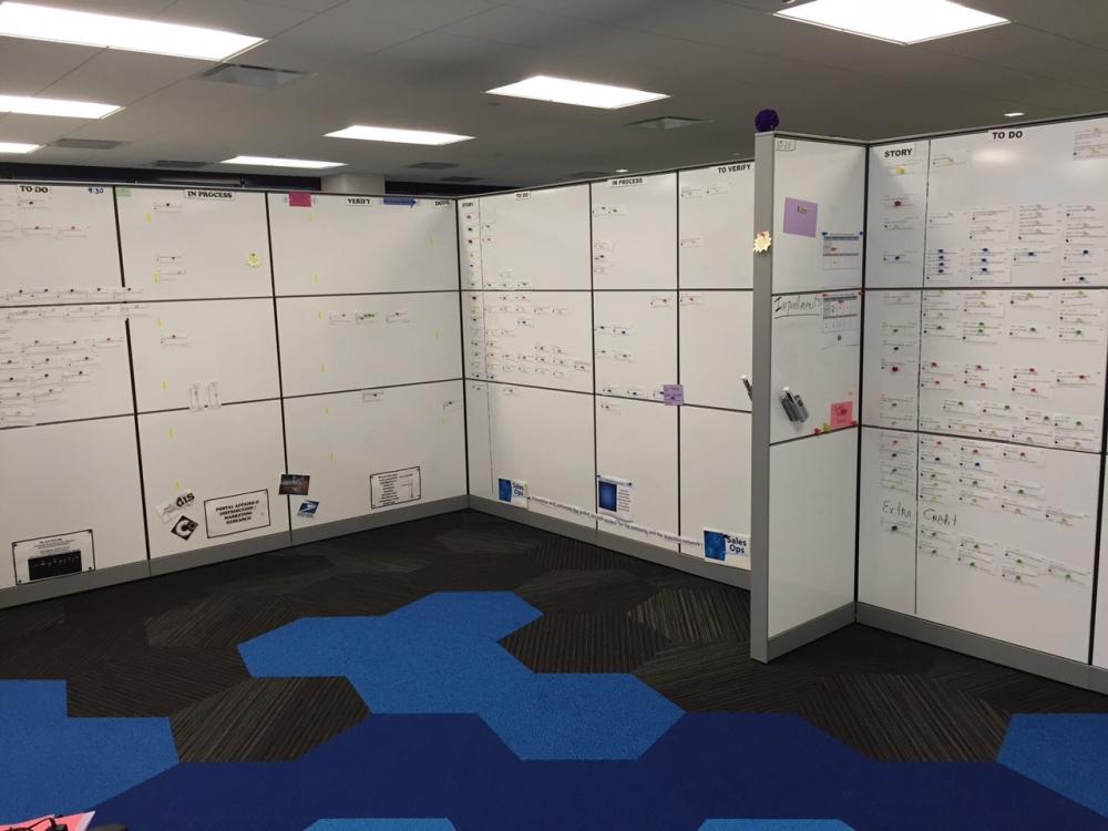 Picture This! Valpak's Agile Work Spaces (2/6)