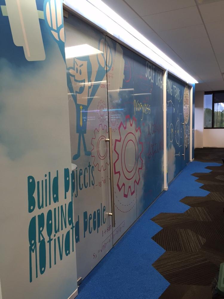 Picture This! Valpak's Agile Work Spaces (5/6)